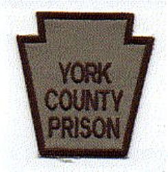York Co. Prison Patch (PA)