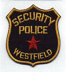 Westfield Security Police Patch (MA)