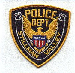 Stillman Valley Police Patch (IL)