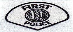 Misc: First Police Patch
