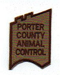 Porter Co. Animal Control Patch (IN)