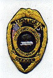 North Charleston Police Officer Patch (badge patch) (SC)