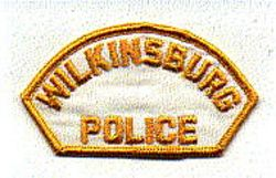 Wilkinsburg Police Patch (PA)