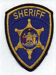 Sheriff: NY, Sheriff Patch
