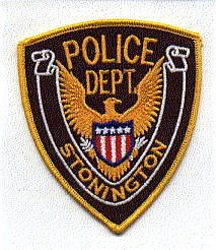 Misc: Stonington Police Patch