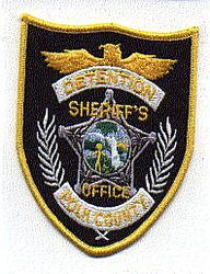 Sheriff: FL, Polk Co. Sheriffs Detention Office Patch