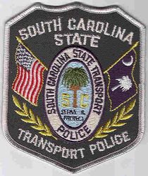 Transport Police Patch (SC)
