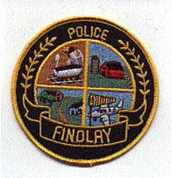 Findlay Police Patch (PA)