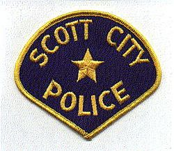 Scott City Police Patch (MO)