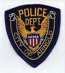 Arnold Police Patch (PA)