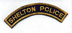 Misc: Shelton Police Patch (tab)