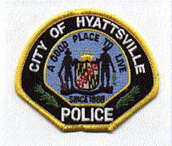 Hyattsville Police Patch (MD)