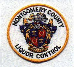 Montgomery Co. Liquor Control Patch (MD)