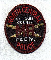 North Central Police St. Louis Co. Municipal Patch (MI)