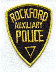 Rockford Aux. Police Patch (IL)