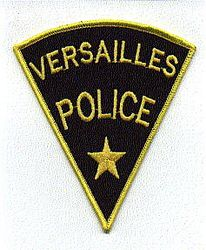 Misc: Versailles Police Patch