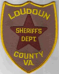 Sheriff: VA, Loudoun Co. Sheriffs Dept. Patch