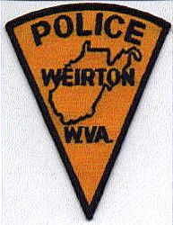 Weirton Police Patch (triangular)(WV)