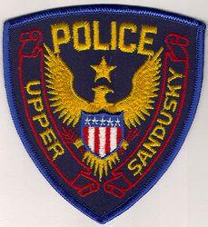 Upper Sandusky Police Patch (OH)