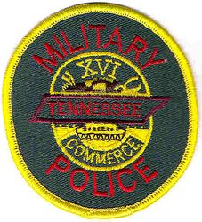 Military Police Patch (TN)