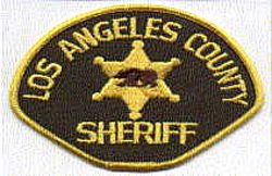 Sheriff: CA, Los Angeles Co. Sheriffs Dept. Patch
