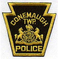 Conemaugh Twp. Police Patch (PA)