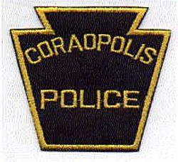 Coraopolis Police Patch (PA)