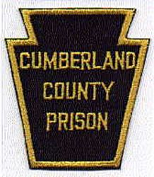 Cumberland Co. Prison Patch (PA)