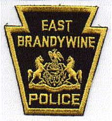 East Brandywine Police Patch (PA)