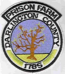 Darlington Co. Prison Farm Patch (SC)