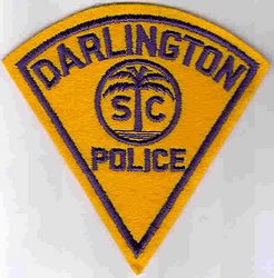 Darlington Police Patch (felt) (SC)