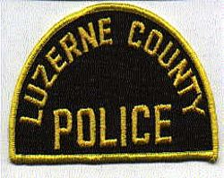 Luzerne Co. Police Patch (PA)