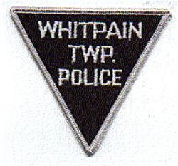 Whitpain Twp. Police Patch (PA)