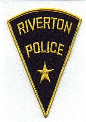 Riverton Police Patch (IL)