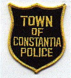 Constantia Police Patch (NY)