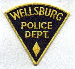 Wellsburg Police Patch (WV)