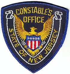 Office of the Constable Patch (NJ)