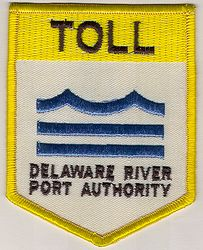 Delaware River Port Authority Toll Patch (PA)