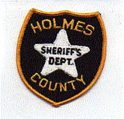 Misc: Holmes Co. Sheriffs Dept. Patch