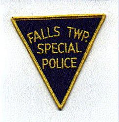 Falls Twp. Special Police Patch (twill) (PA)