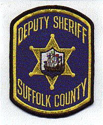 Sheriff: MA, Suffolk Co. Deputy Sheriff Dept. Patch