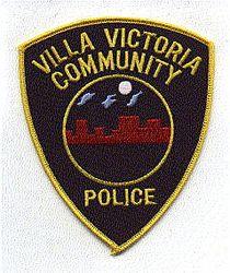 Misc: Villa Victoria Community Police Patch