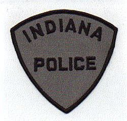 Indiana Police Patch (PA)