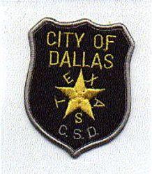Dallas C.S.D. Patch (TX)