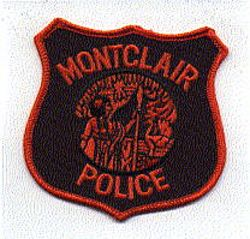 Montclair Police Patch (NJ)
