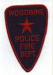 Misc: Woodbine Fire Police Patch