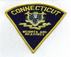 Weights and Measures Patch (CT)