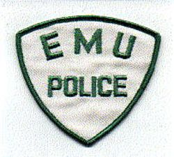 Misc: EMU Police Patch (green edge)