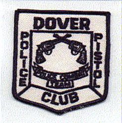 Dover Police Pistol Club Patch (MA)