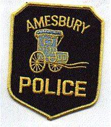Amesbury Police Patch (MA)